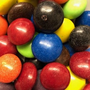 assorted giant chocolate gems