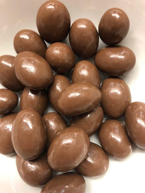 Milk Almonds Chocolate